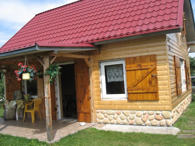 House with big garden - Dziwnówek - บ้าน
