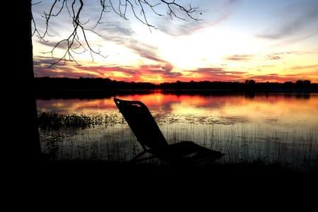 Pure Michigan Lake-House (Rustic/Naturalistic) - East Lansing