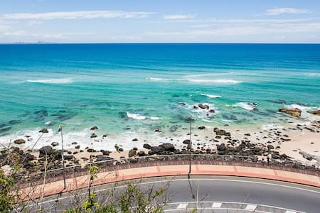 Great Spot on Kirra Beach - Coolangatta