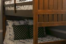 Bunk Room :: 2 Double Beds