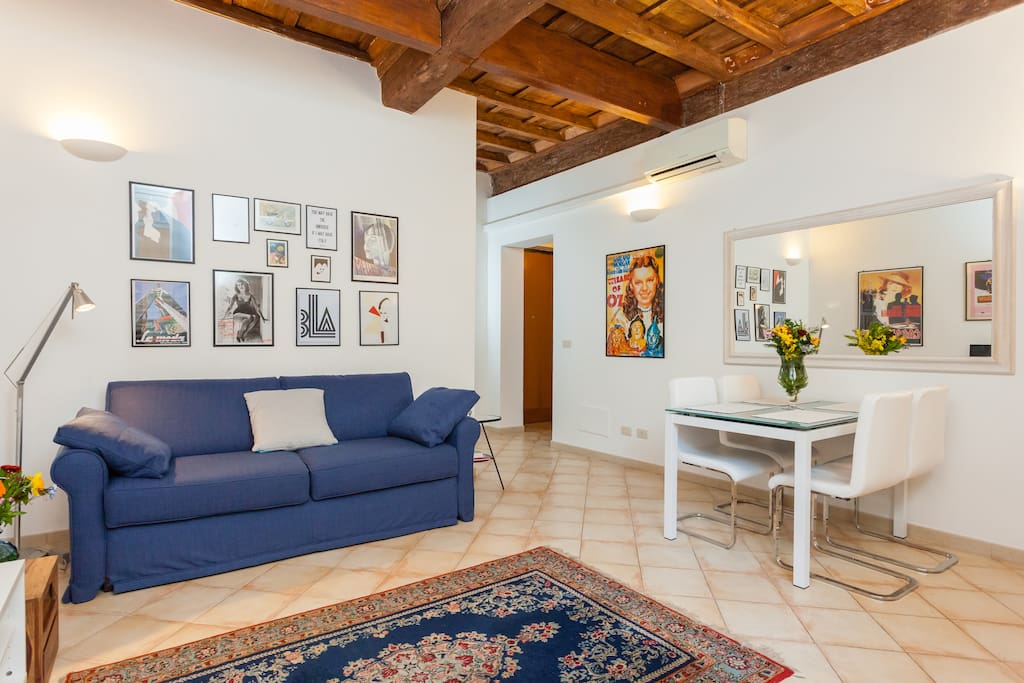 Lovely Appartment At Piazza Farnese Flats For Rent In