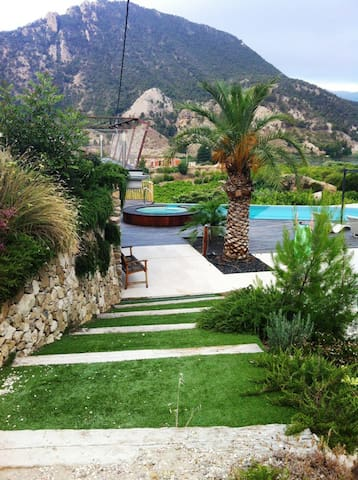 Great Villa. Exclusive landscape - Valle de Ricote - วิลล่า