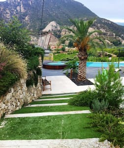 Great Villa. Exclusive landscape - Valle de Ricote - Casa de camp
