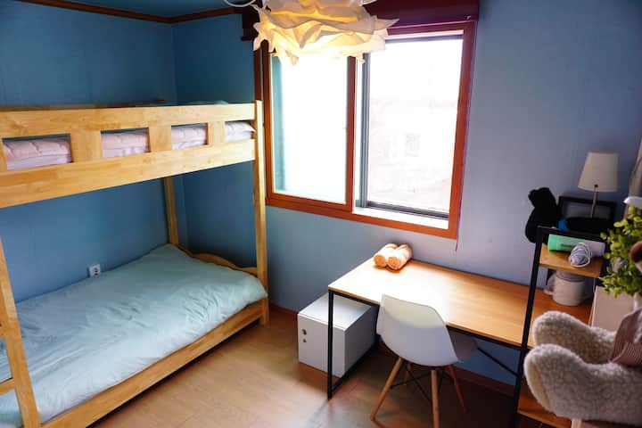 S2) Cozy, Affordable, 3min from Station