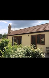 King en suite annexe room - Mudford yeovil - 기타
