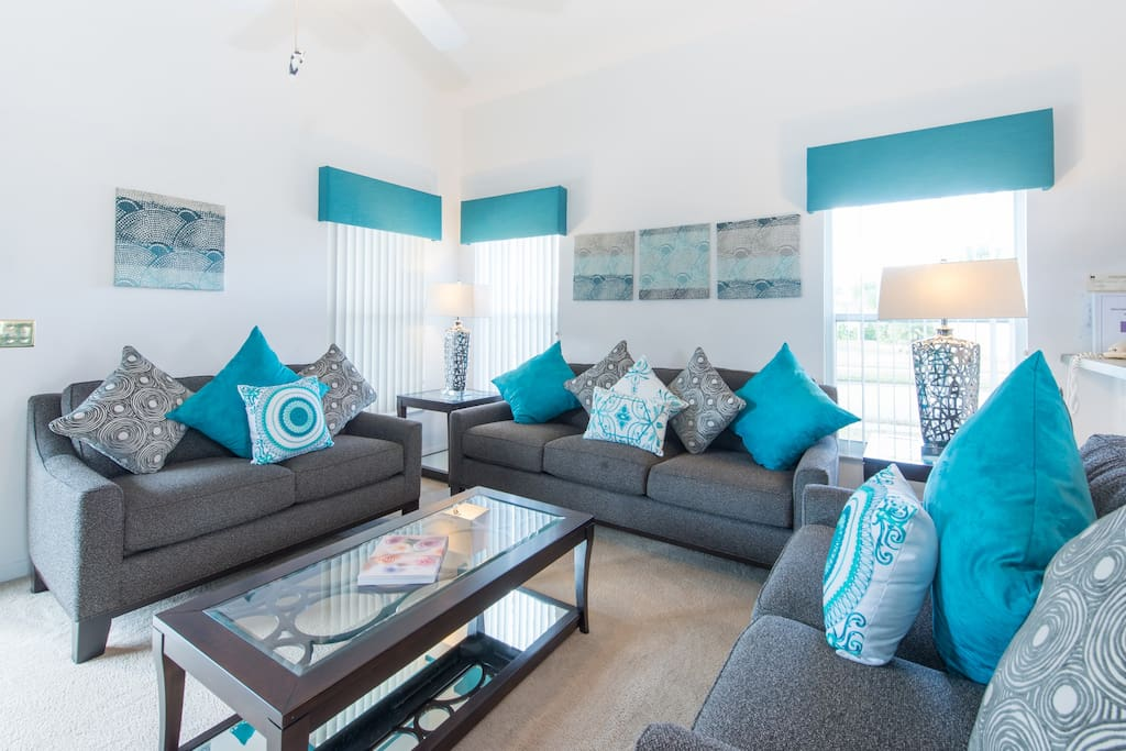 Family Lounge - spacious open planning accommodation