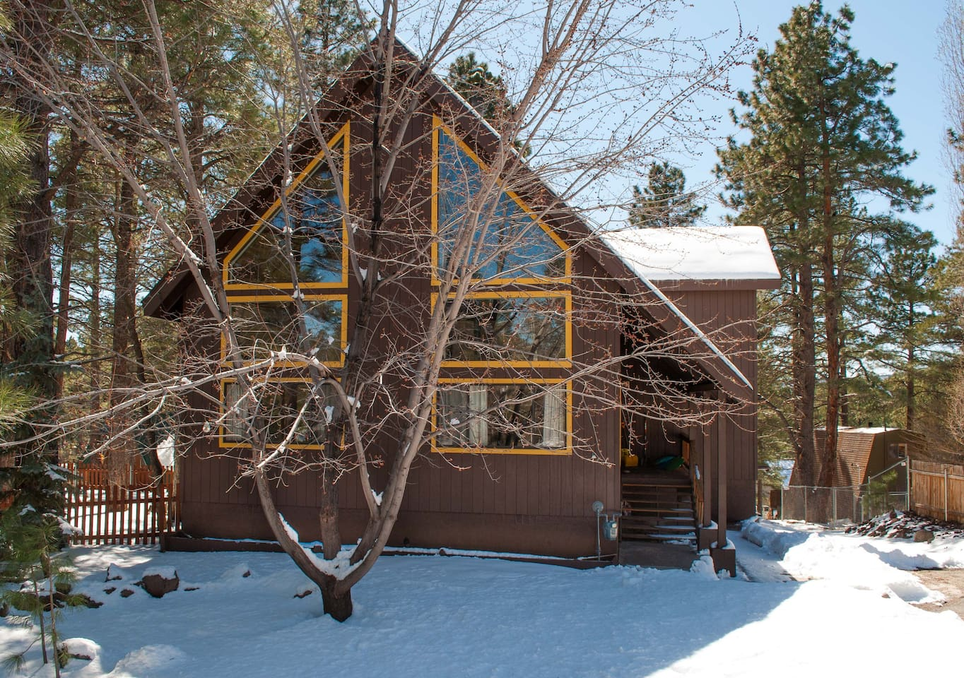 sale friendly rent for a frame in cabins rental hotels az pet flagstaff
