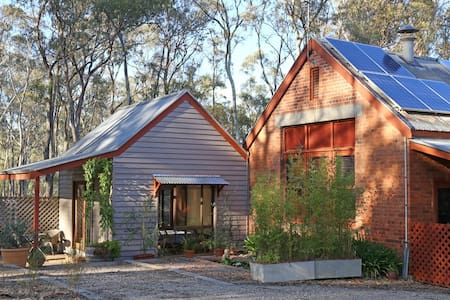 Bush Retreat close to Castlemaine - Walmer