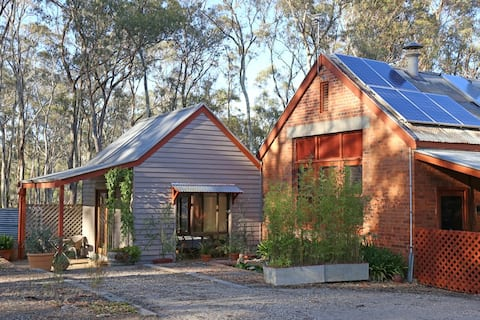 Bush Retreat close to Castlemaine