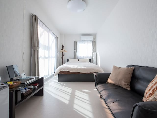 S3 Free Wifi ! very close to the station. - Higashiyodogawa-ku, Ōsaka-shi - Apartment