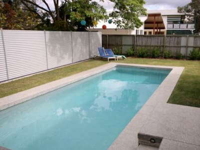 Fun Family Home @ Picnic Point - Maroochydore - Haus