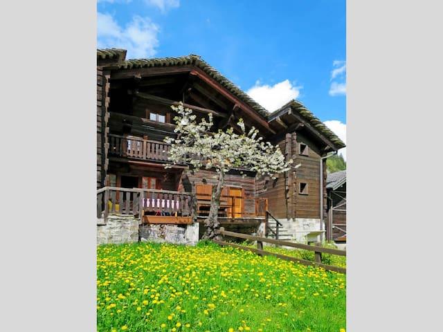 Casa Martina ai piedi del Monte Rosa a Macugnaga - Province of Verbano-Cusio-Ossola - Rumah