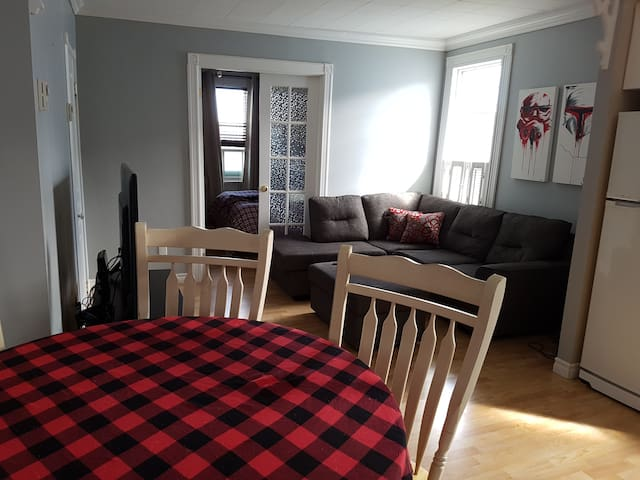 Petit appartement style Loft - Saguenay - Apartment