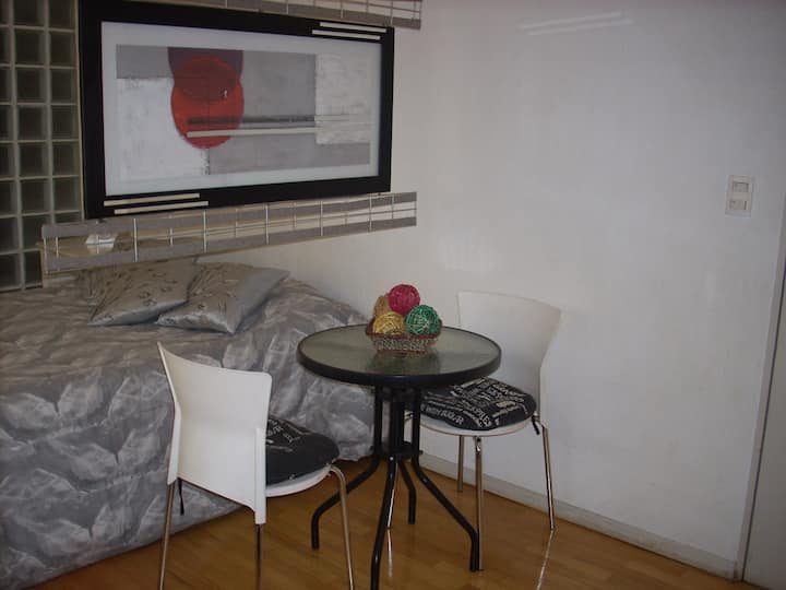 Coqueto Studio en Recoleta