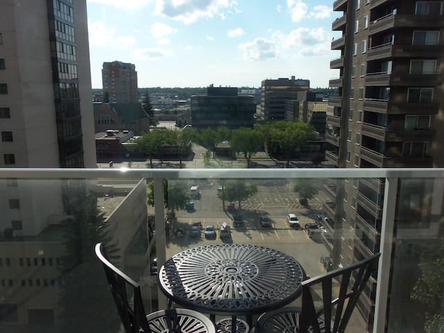 "Fifth Avenue Suites ""The View (6th Floor)"" - Saskatoon - Apartament"