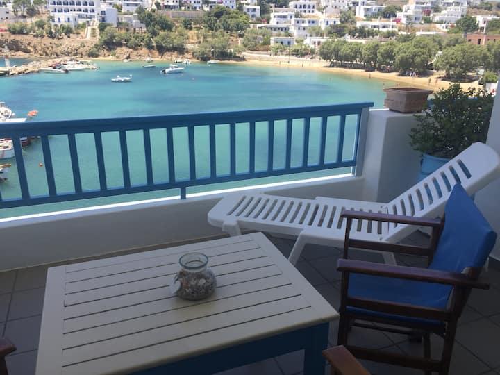 Annas second room by the beach !