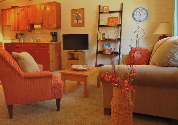 Inviting 1 BD Suite A - Moab - Appartement