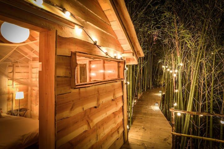 La cabane des bambous