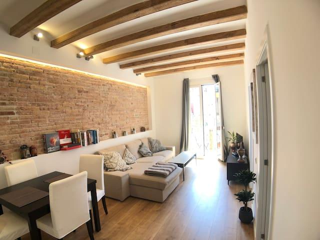 Modern & Cozy Room in Sagrada Familia,Heart of BcN