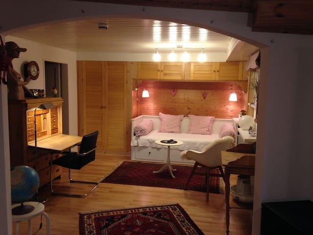 Gemütliche 1,5 Zimmer Wohnung