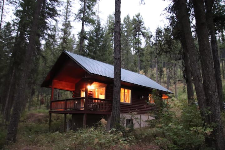 Tamarack Lane Cabins ~ Carpenter Cabin