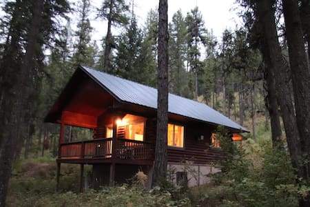Tamarack Lane Cabins ~ Carpenter Cabin
