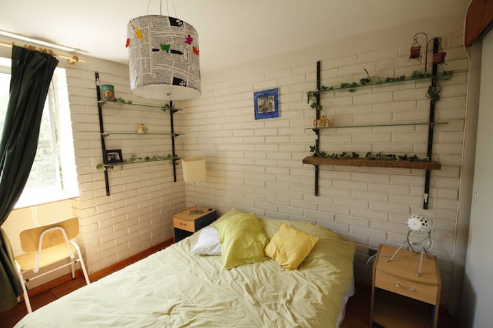 Rent of cute and magical piece in ñuñoa :)