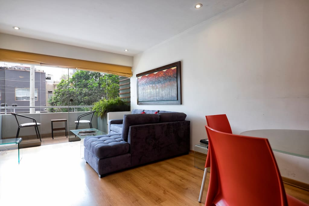 2 bedroom apartment, Francia street