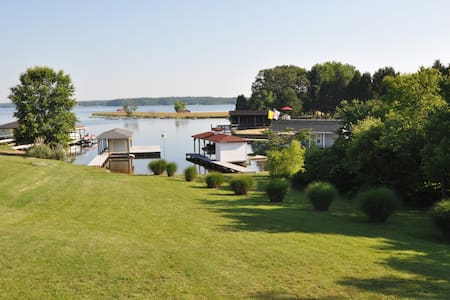 Lake Anna Pleasant View Lake Front - Bumpass - Ev