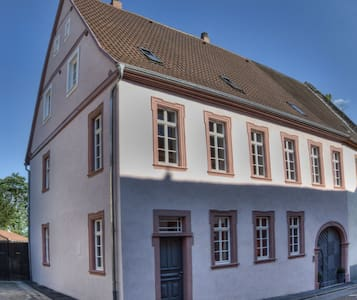 Stay at our beautiful baroque villa - Oppenheim - Wohnung
