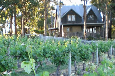 Vineyard View Mudbrick Cottage
