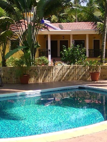 Fernlodge ,relaxing Homestay, Majorda, - Margaon - Apartment