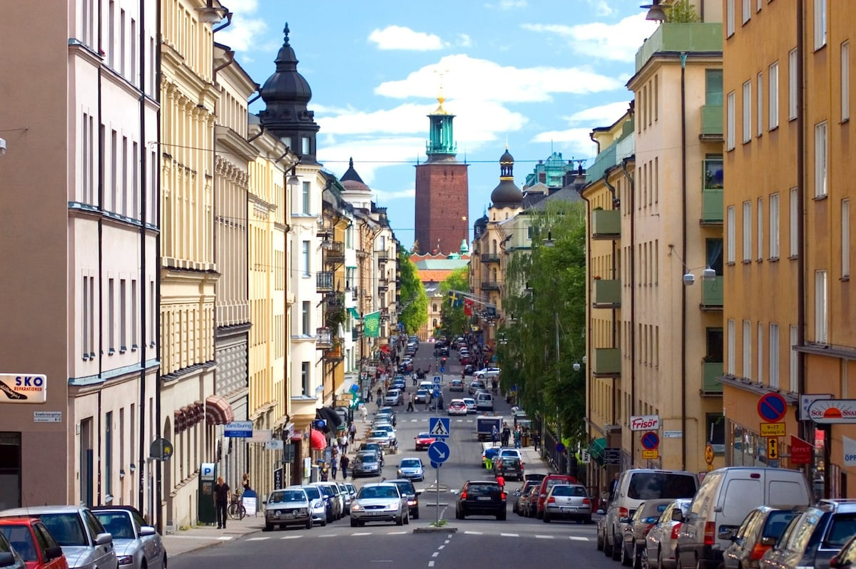 connect hotel city kungsholmen stringtrosor med öppen gren