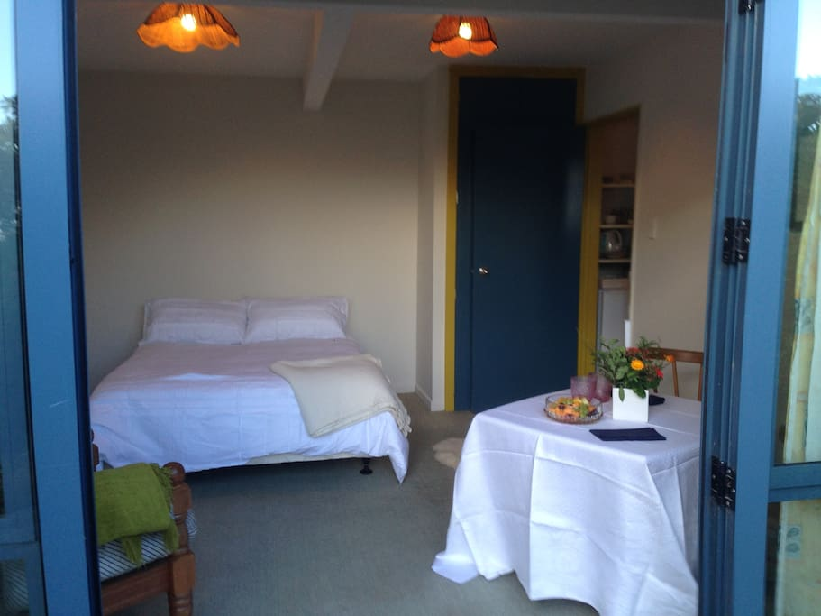 Room With A View Bed Amp Breakfasts For Rent In Lyttelton