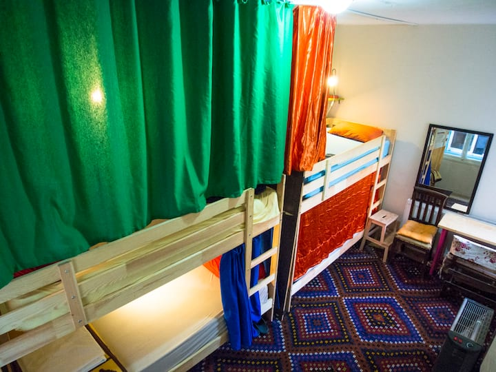 Hostel dormbed atShantihome Harmony
