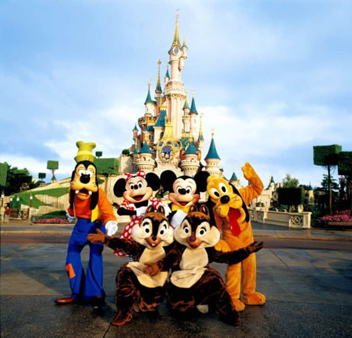Disneyland & Paris em 15 minutos