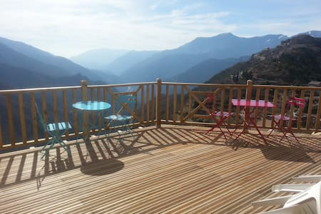 Lovely villa in mountain - Rimplas