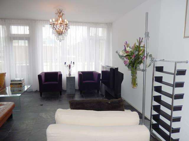 A modern apartment at Buitenveldert - Amsterdam - Apartment