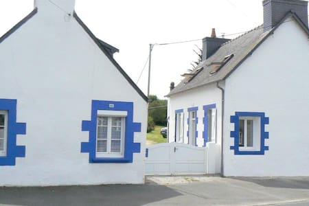 maisons 13 pers 500 m de la plage   - Plestin-les-Grèves - Rumah