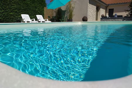Grand studio confort / 2pers/Piscine pourunepause