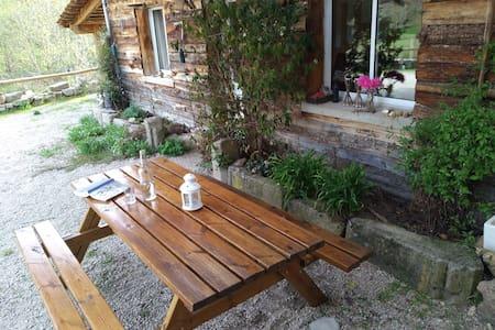 Petit coin de paradis au coeur de l'Ardèche