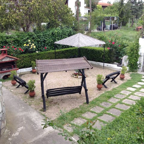 A house  near airport SKG and close Thessaloniki
