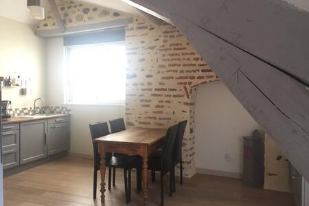 Appartement très cosy entre Bosquet et Beaumont