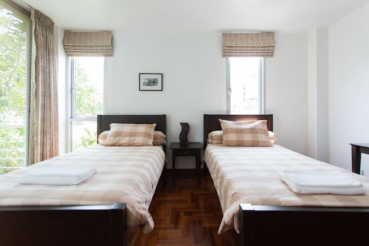 Cozy Room near the United Nation - Banguecoque - Apartamento