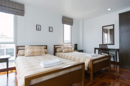 Beautiful Room within Heritage zone - กรุงเทพมหานคร - Wohnung