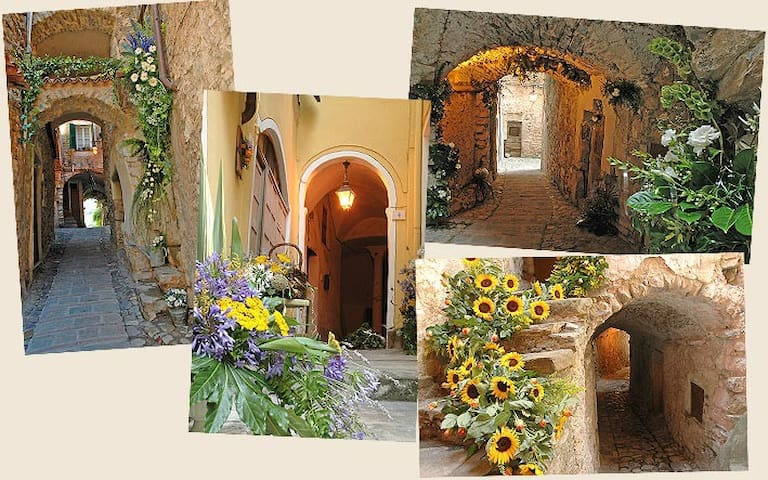 Casa Vacanze Bordighera - Vallebona - Apartmen