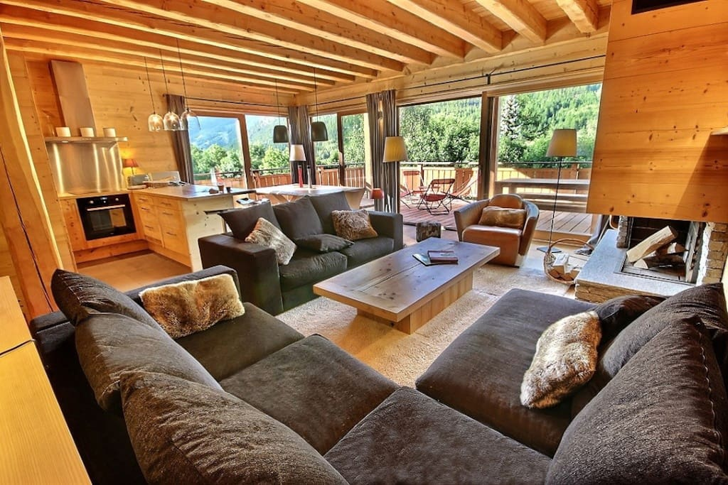 chalet prestige serre chevalier 2 apartments for rent in le mon tier les bains provence alpes
