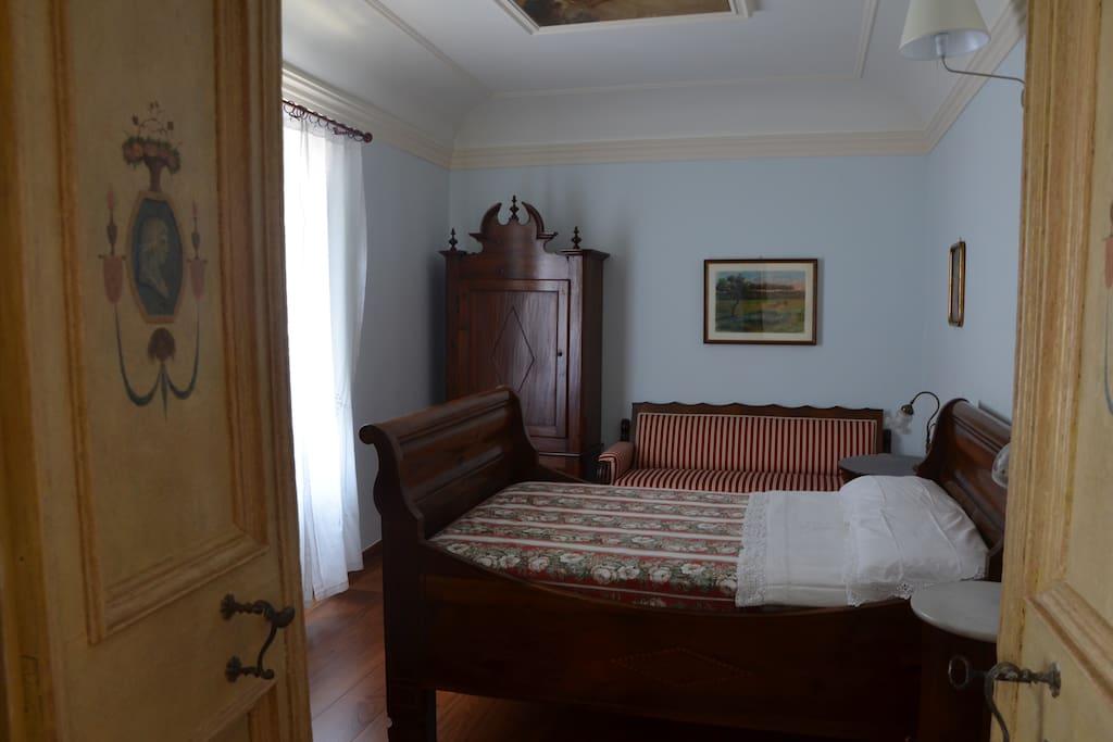 2^Camera matri-moniale, possibile letto aggiuntivo