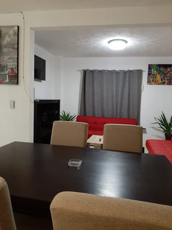 Casa climatizada, amplia y cómoda en Coatzacoalcos