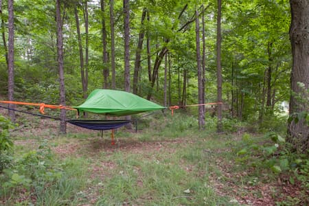 Tentsile TREETENT Great Amenities Swim Hike Alpaca - Brooktondale